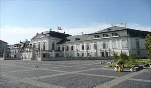 Grassalkovich Palace, Slovakia