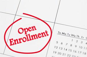 Health insurance plan open enrollment season 2012